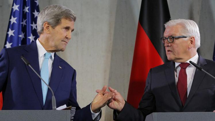 كيري: ننوي التعاون مع روسيا في حل  القضايا الدولية