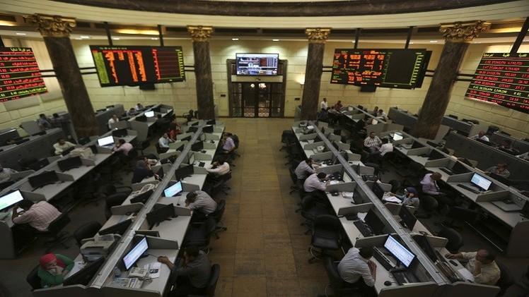 البورصة المصرية تغلق على ارتفاع لليوم الثاني