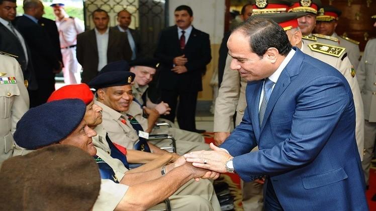 مصر تنفي مشاركتها بعمل عسكري في ليبيا