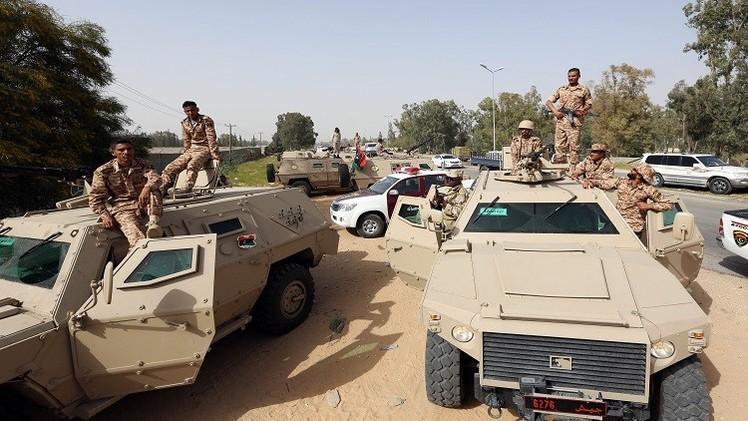 10 قتلى في أعمال عنف في بنغازي والجيش يتقدم  من مدخلها الشرقي