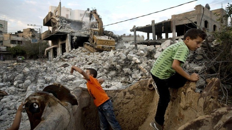 مقتل طفل شمال غزة بانفجار جسم من مخلفات الحرب الإسرائيلية