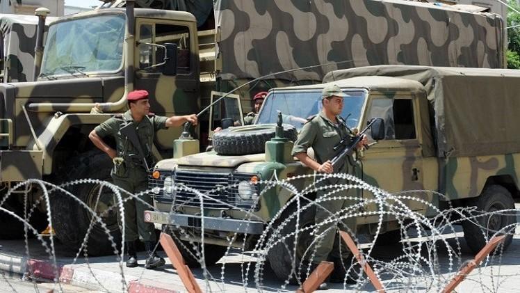 مقتل عنصر من الحرس التونسي في اشتباكات مع مسلحين