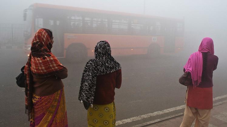 العاصمة الهندية تستعد لتلويث أجوائها بسبب الاحتفالات