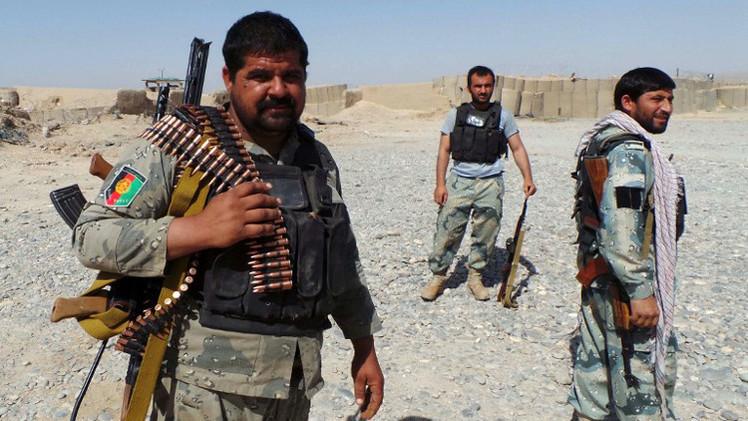 أفغانستان تطلب المساعدة في الحرب على الإرهاب من منظمة شنغهاي