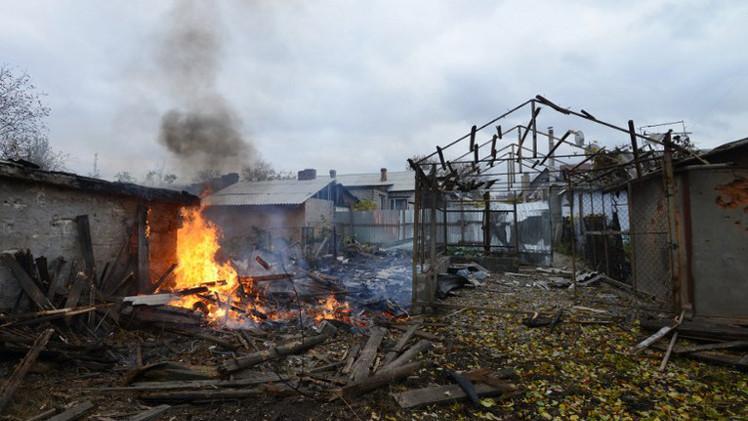 الخارجية الروسية: استخدام قنابل عنقودية في أوكرانيا جريمة حرب