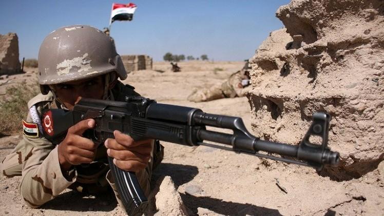 القوات العراقية تقتل 18 مسلحا قرب بيجي وتؤمن طريق بغداد- كركوك