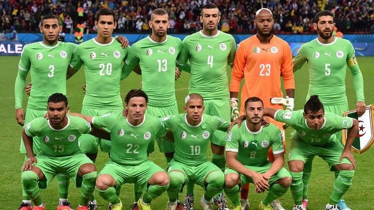 منتخب الجزائر يقفز إلى المركز 15 عالميا لأول مرة في التاريخ
