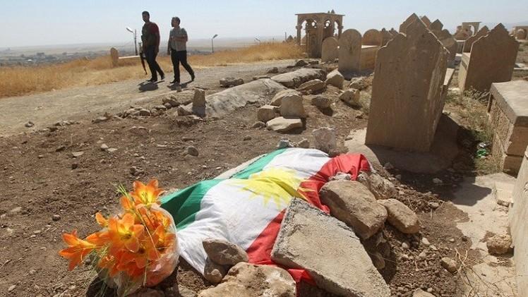 مقتل قيادي إيزيدي في جبل سنجار و