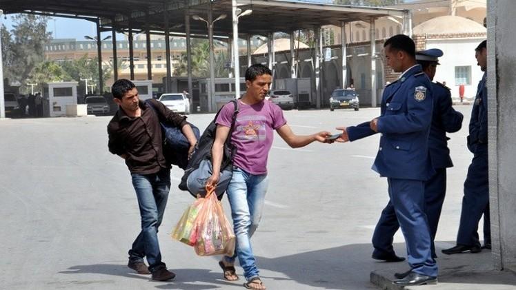 تونس تغلق حدودها لثلاثة أيام أمام القادمين من ليبيا