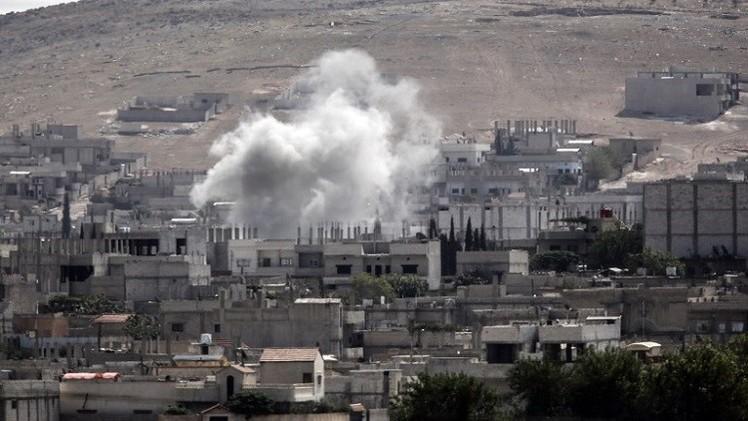 الجيش الأمريكي يحذر من سقوط عين العرب