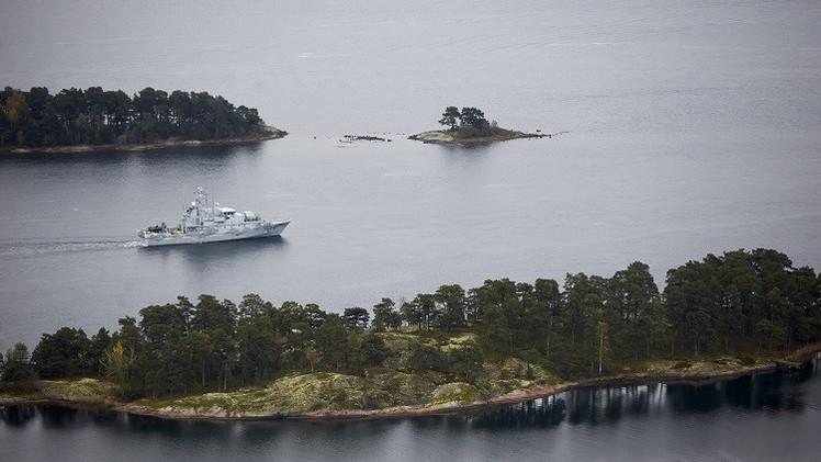 موسكو تنتقد سعي السويد للبحث عن أثر روسي في مياهها