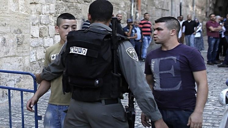 اسرائيل تمنع الرجال دون 40 عاما من دخول