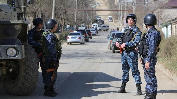 تصفية 3 إرهابيين في داغستان وقبردين بلقار الروسيتين