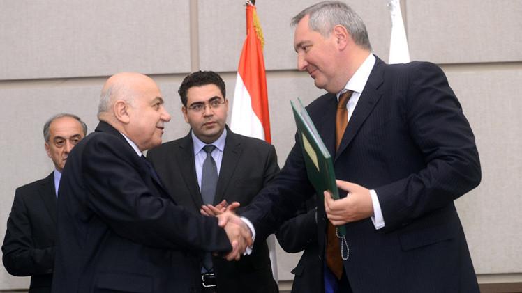 روغوزين: مسألة منح سوريا قرضا بقيمة مليار دولار تتطلب مزيدا من الدراسة