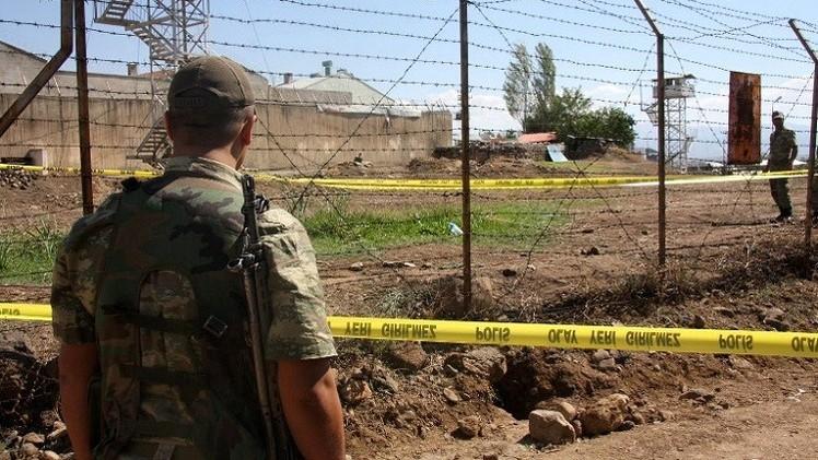 مقتل 3 مسلحين أكراد في هجوم شرق تركيا