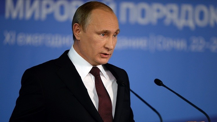 بوتين: سياسة الاستيطان الإسرائيلي خطأ وتعرقل التسوية في الشرق الأوسط