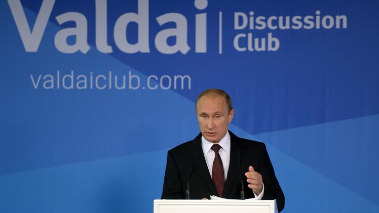 بوتين: العقوبات غير قادرة على عزل روسيا
