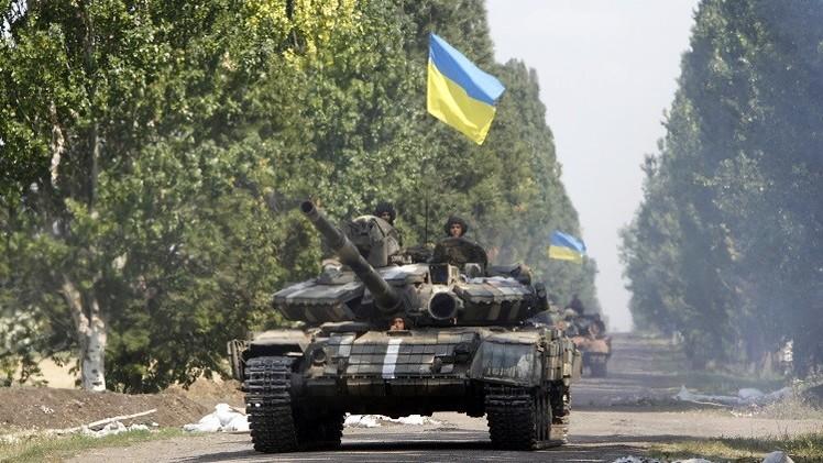 بوتين يحذر كييف من حسم النزاع في شرق أوكرانيا بالقوة