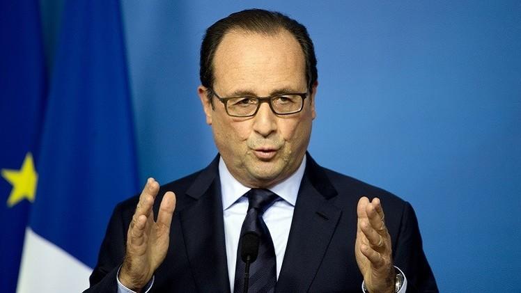 فرنسا تسرع وتيرة عملياتها ضد