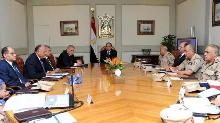 مصر.. إعلان حالة الطوارئ في شمال شرق سيناء
