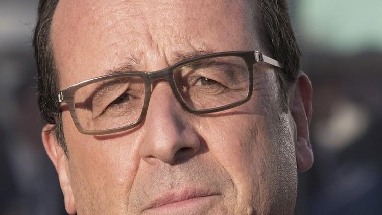 هولاند يحظى بدعم 2 فقط من كل 10 فرنسيين