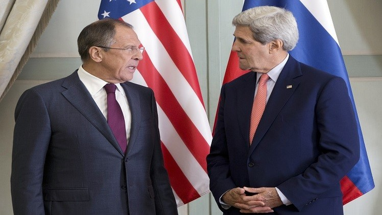 لافروف: روسيا مستعدة لتبادل المعلومات الاستخباراتية مع واشنطن عبر آليات يتفق عليها