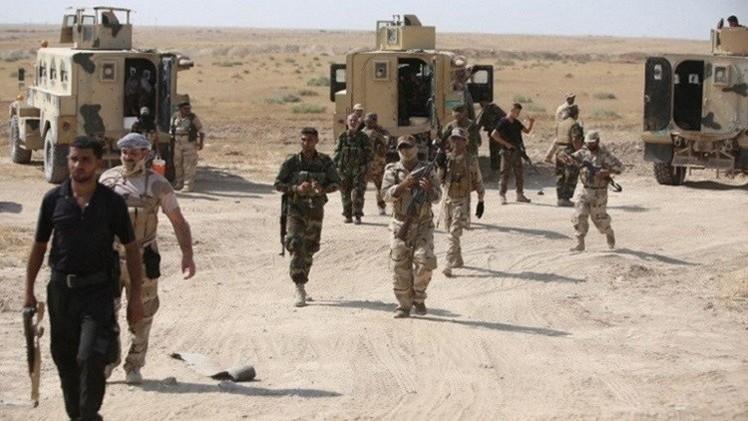 القوات العراقية تقتل العشرات من عناصر