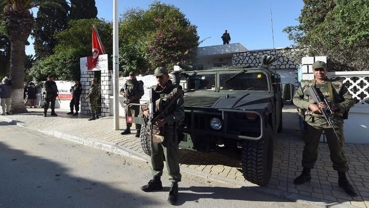 تونس: الجيش يقصف مواقع المسلحين و80 ألف عسكري لتأمين الانتخابات