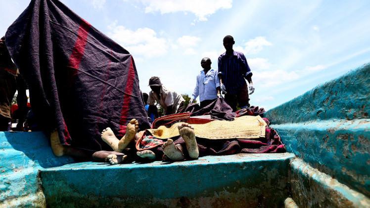 غرق 26 شخصا جلهم أطفال في بحيرة بزامبيا