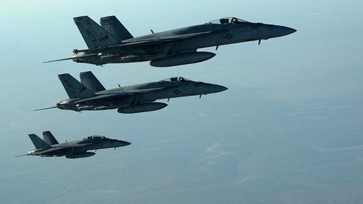 طيران التحالف ينفذ 22 غارة ضد