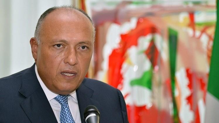 مصر تطلب من المجتمع الدولي دعما أمنيا