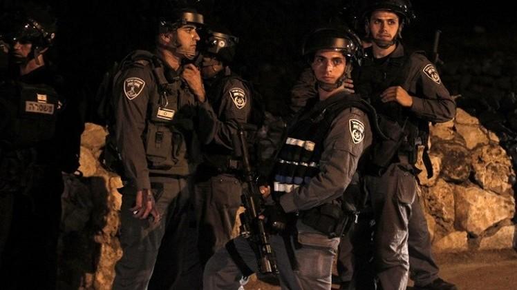 إصابات واعتقالات في صفوف الفلسطينيين بالقدس الشرقية