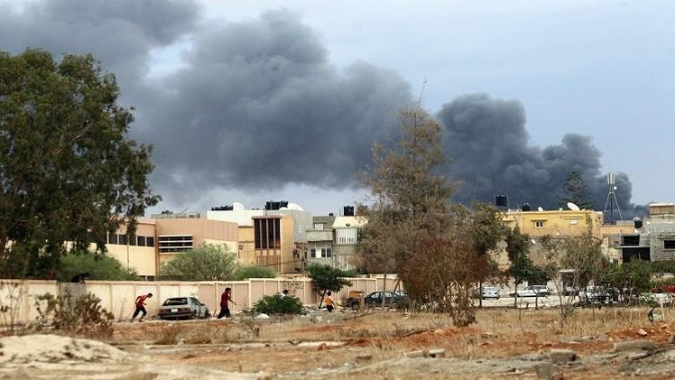 130 قتيلا في معارك بنغازي