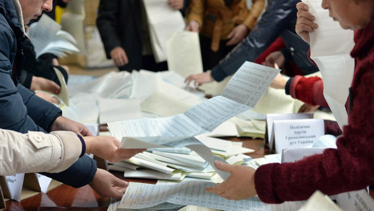 أوكرانيا.. حزبا بوروشينكو وياتسينيوك يتقدمان في الانتخابات البرلمانية