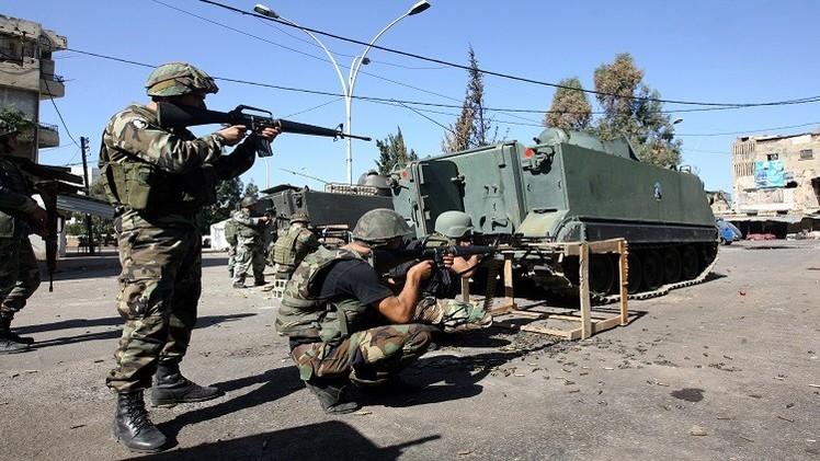 الجيش اللبناني يسيطر على باب التبانة في طرابلس
