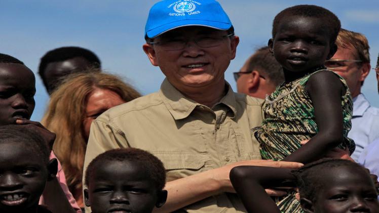 بان كي مون يعلن تخصيص 8 مليارات دولار لدول القرن الإفريقي