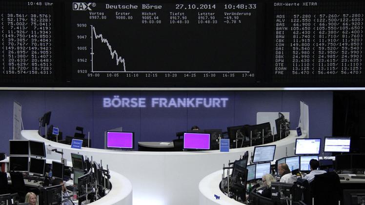 الأسهم الأوروبية تبدأ تداولات الأسبوع على تراجع