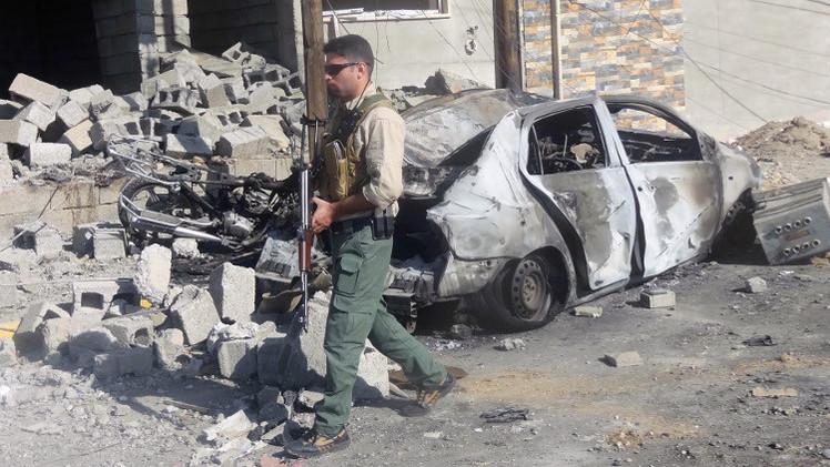 مقتل 27 شخصا بتفجير سيارة مفخخة جنوبي بغداد