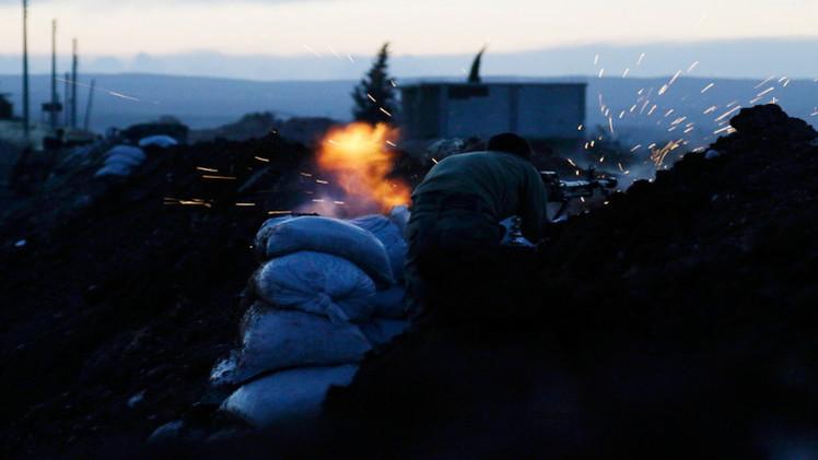 الجيش السوري يصد محاولة