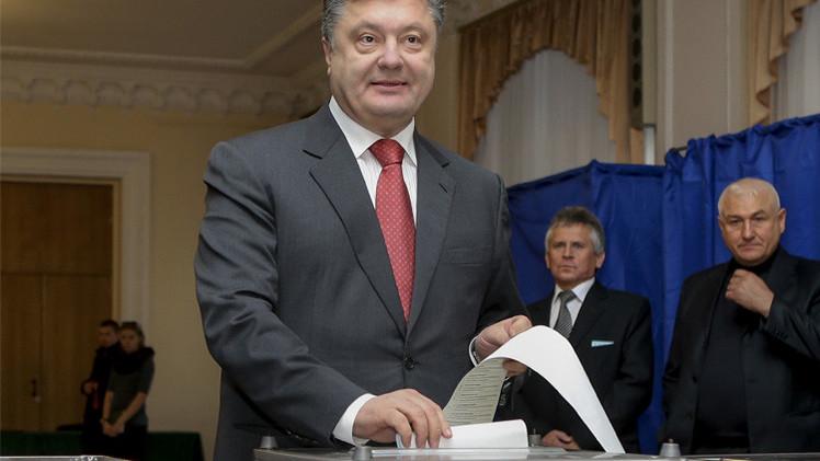 بوروشينكو يتوقع التوصل إلى حل وسط بشأن الغاز