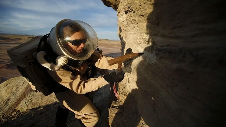 إعداد رواد الفضاء في هاواي للرحلة الفضائية إلى المريخ
