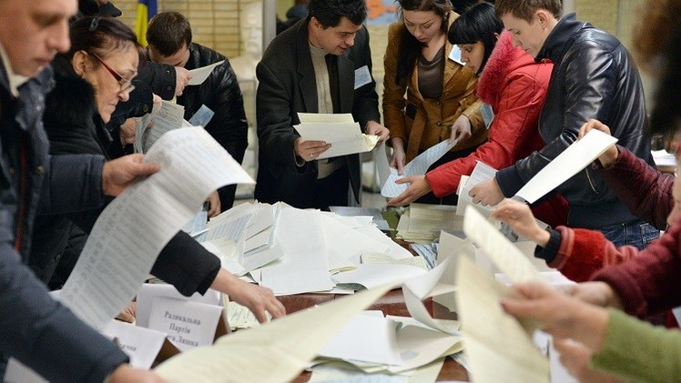واشنطن تهنئ الأوكرانيين بالانتخابات