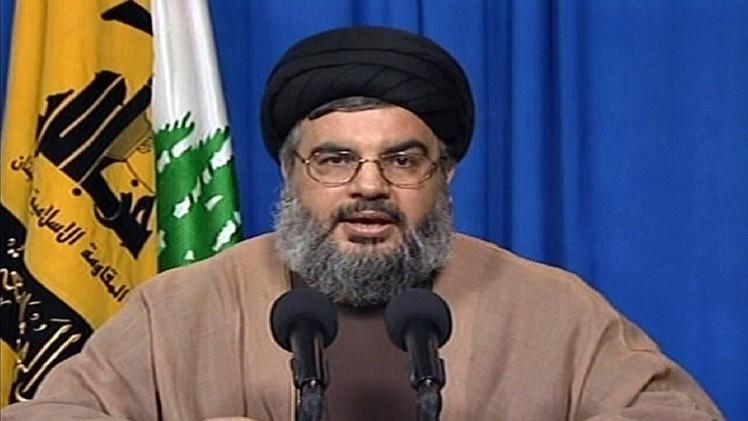 نصر الله يحذر من سيطرة التيار التكفيري محملا المسؤولية للسعودية