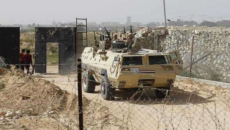 إسرائيل توافق على نشر قوات مصرية إضافية في سيناء
