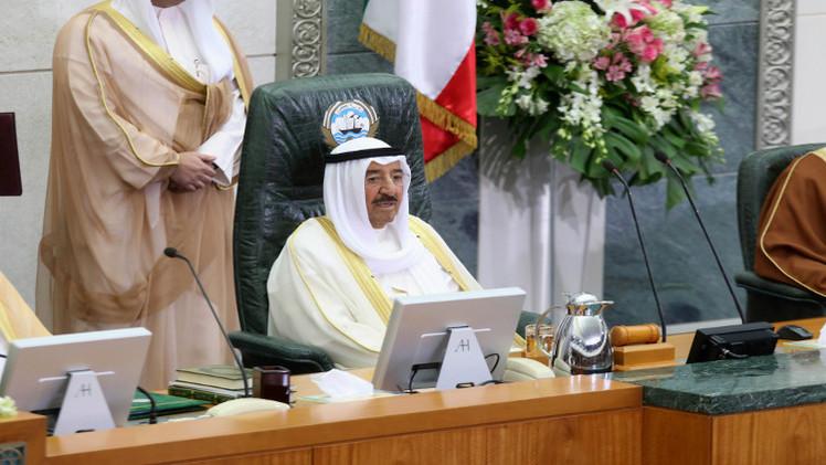 أمير الكويت يدعو الى تعزيز الوحدة الوطنية في مواجهة الإرهاب