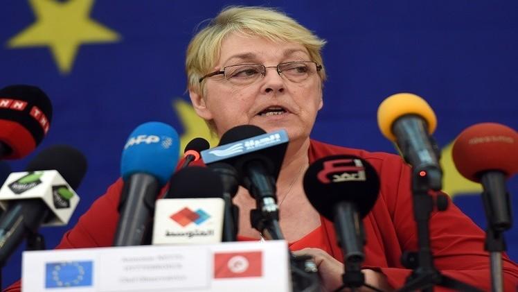 مراقبو الاتحاد الأوروبي يصفون الانتخابات التونسية بالشفافة