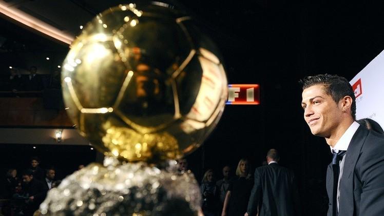 رونالدو يواجه أبطال العالم في الصراع على الكرة الذهبية 2014