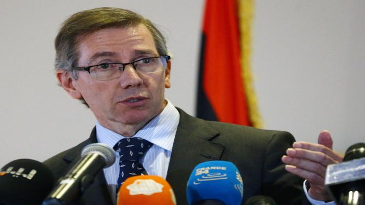 المبعوث الأممي: ليبيا تقترب من نقطة