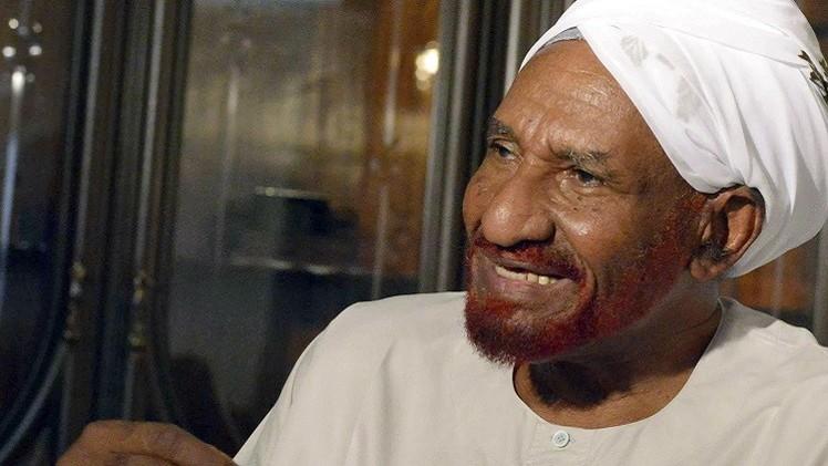 السودان: الصادق المهدي يعرض