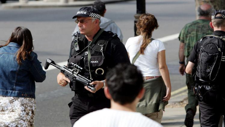 الجيش البريطاني ينشر جنوده في قلب لندن